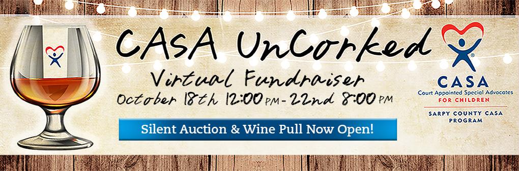 CASA Uncorked Fundraiser